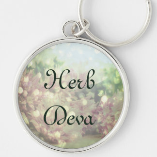 Herb Deva Keychain