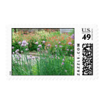 Herb Garden at Graeme Park Stamp