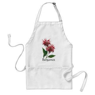 Herb Garden Series - Bergamot Adult Apron