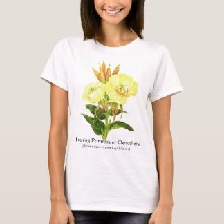 Herb Garden Series - Evening Primrose T-Shirt