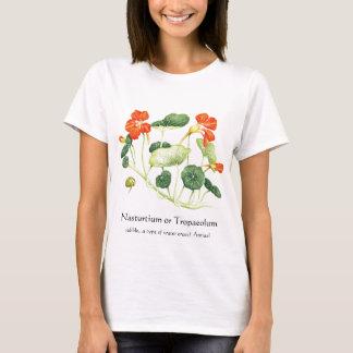 Herb Garden Series - Nasturtium T-Shirt