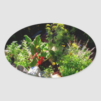 Herb Garden Sticker Stickers