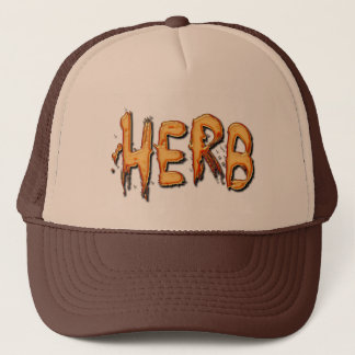 HERB Name-Branded Personalised Fashion Cap