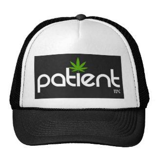 herb patient trucker hat