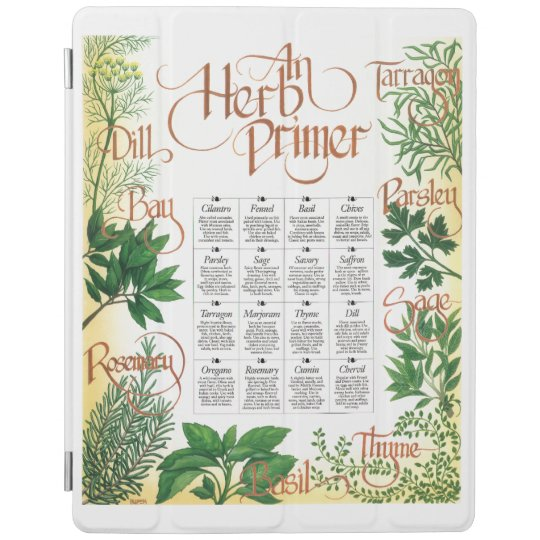 Herb Primer iPad Smart Cover