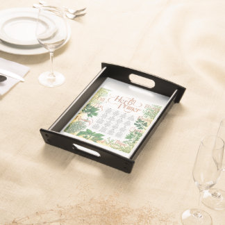 Herb Primer Service Tray