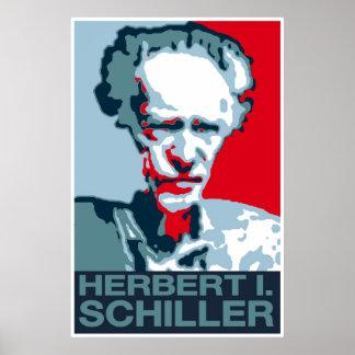 Herb Schiller Poster