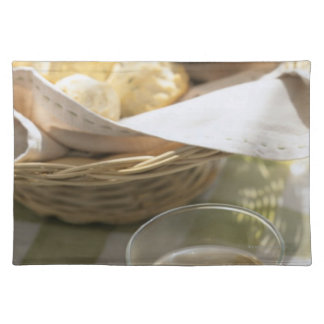 Herb Tea and Corn Cloth Placemat