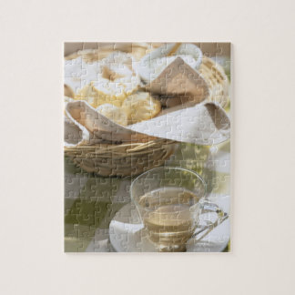Herb Tea and Corn Puzzle