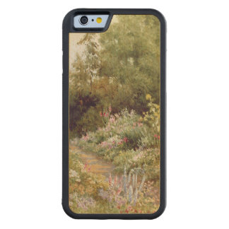 Herbaceous Border Carved® Maple iPhone 6 Bumper Case