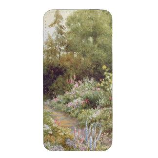 Herbaceous Border iPhone SE/5/5s/5c Pouch
