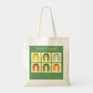 Herbal Devorah Tote Canvas Bags