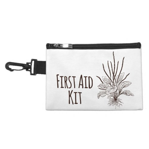 (Herbal) First Aid Kit Accessory Pouch