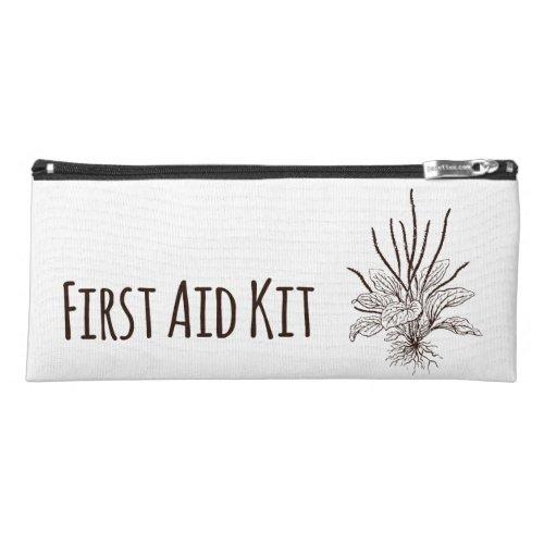 (Herbal) First Aid Kit Zipper Pouch