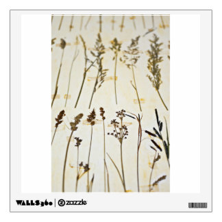 Herbal Specimens Wall Decal