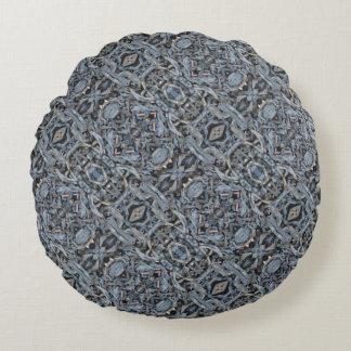 Herbal Tea 0308 Round Pillow