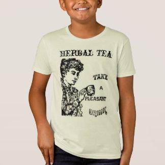 Herbal Tea kids shirt