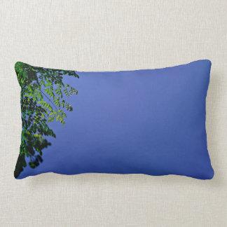 Herbal Themed Lumbar Pillow