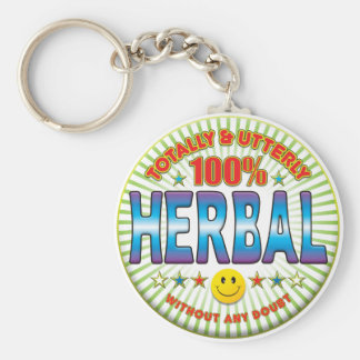 Herbal Totally Key Chain