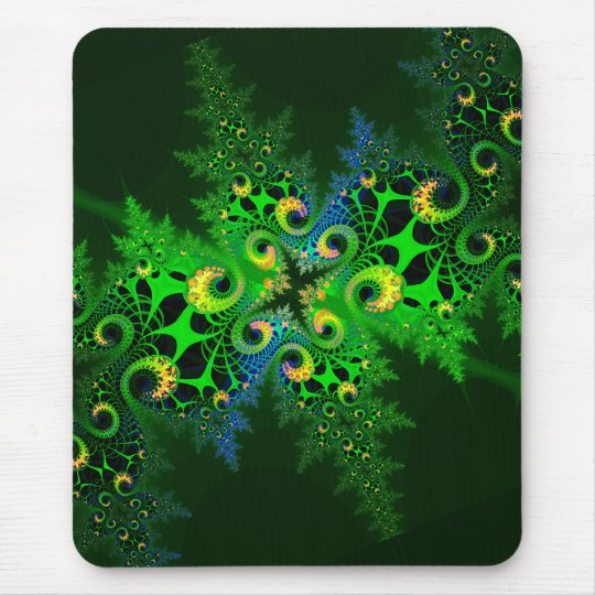 herbal wisdom mouse pad