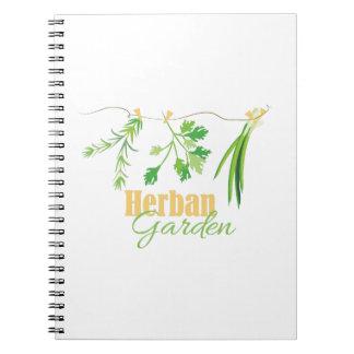 Herban Garden Notebooks