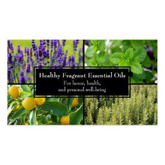 Herbario natural de la salud del negocio de tarjetas de visita