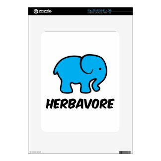 Herbavore Skins For The iPad