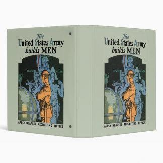 Herbert Andrew Paus The US Army builds MEN Binder