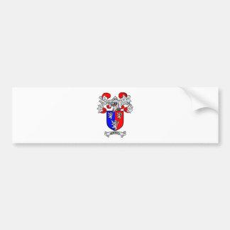 HERBERT Coat of Arms Bumper Sticker