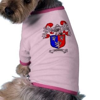 HERBERT Coat of Arms Pet Shirt