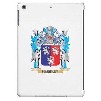 Herbert Coat of Arms - Family Crest iPad Air Case