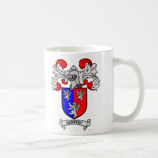 HERBERT Coat of Arms Mugs