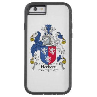 Herbert Family Crest Tough Xtreme iPhone 6 Case