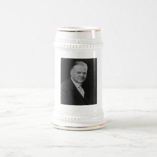Herbert Hoover 31 Beer Stein