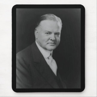 Herbert Hoover 31 Mouse Pad