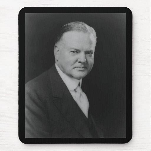 Herbert Hoover 31 Mousepad