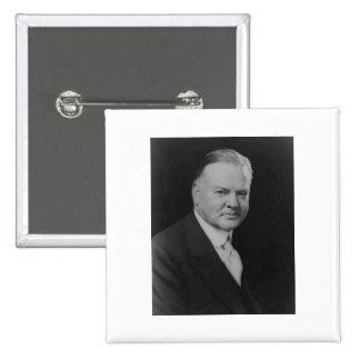 Herbert Hoover 31 Pinback Buttons