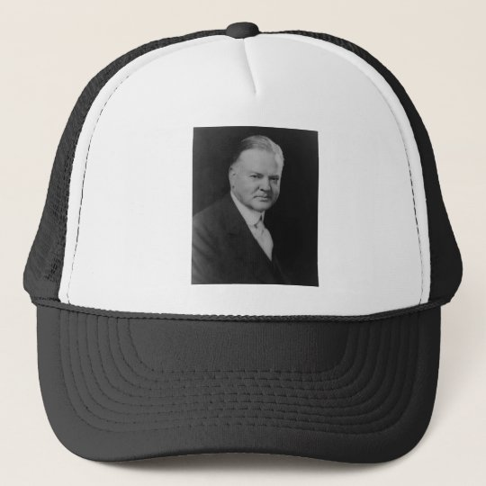 Herbert Hoover 31 Trucker Hat