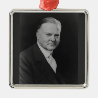 Herbert Hoover 31st President Christmas Ornament