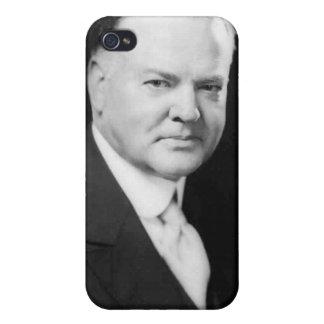 Herbert Hoover iPhone 4 Protector