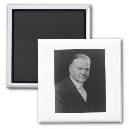 Herbert Hoover Imán Cuadrado