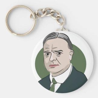 Herbert Hoover Keychain