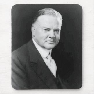 Herbert Hoover Alfombrilla De Ratón