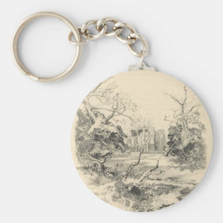 Herbert Railton Key Chain