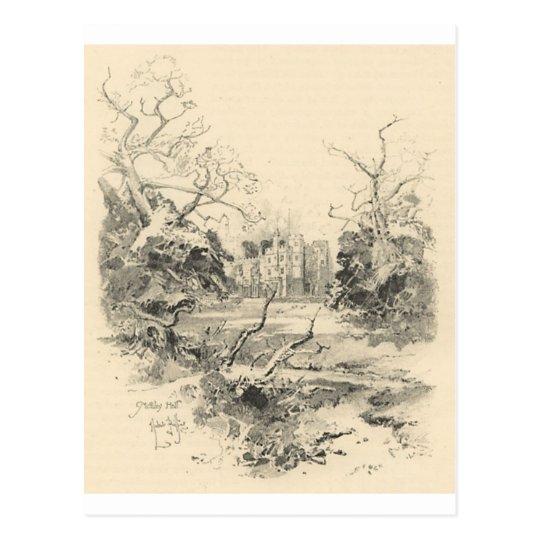 Herbert Railton Postcard
