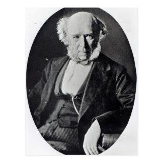 Herbert Spencer Postcard