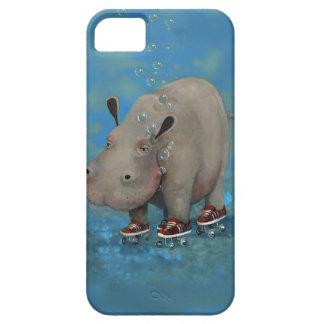 Herbert the Hippo iPhone 5 case