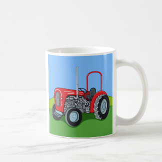 Herbert the Tractor Coffee Mug