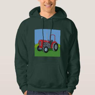 Herbert the Tractor Hoodie