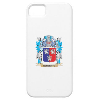 Herberte Coat of Arms - Family Crest iPhone 5 Cases